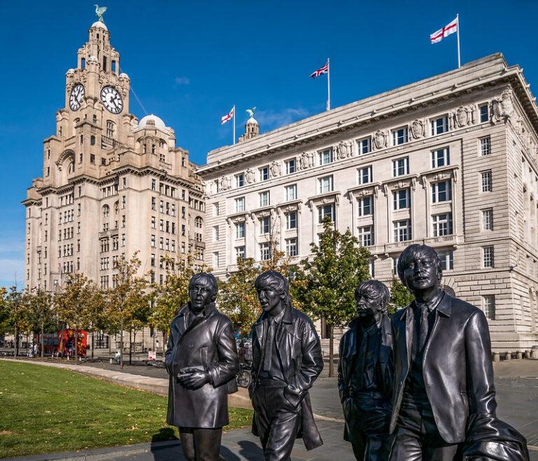 Zwiedzamy słynne miasto Beatlesów