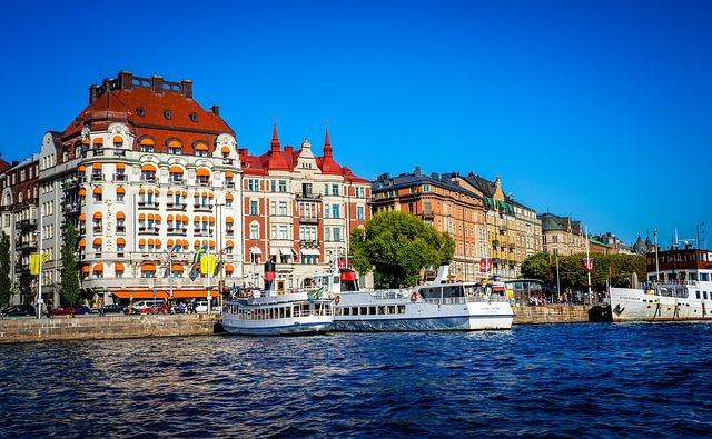 Bilety promowe do Szwecji – podróżuj wygodnie